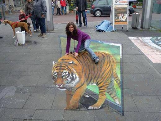 街头3D艺术
