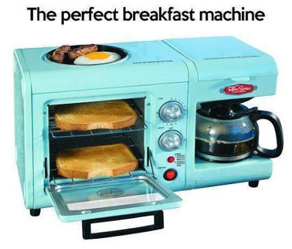 多用途面包机