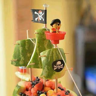 présentation  pour salades de fruits水果沙拉
