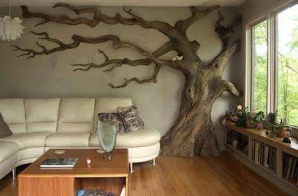 浪漫的客厅设计
