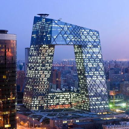 未来的建造物
