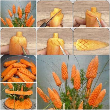 自创红萝卜