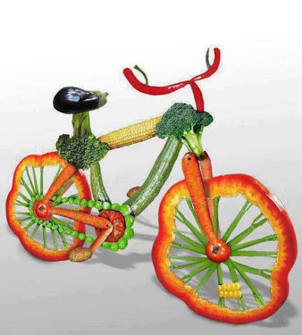 All vegetables made所有的蔬菜