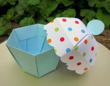 Cupcake Box蛋糕盒子