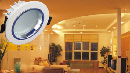 How to Decorate Your Home with LED Downlight