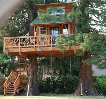 My dream house.... 我梦想的房子