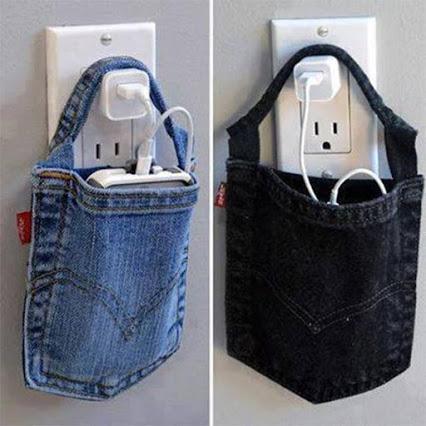可爱的充电袋