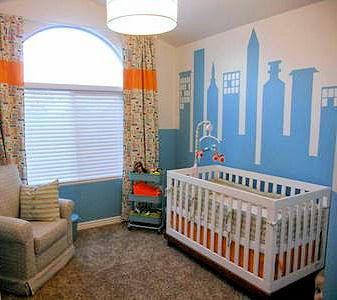 宝宝卧室设计