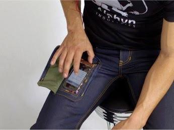 創意電話袋