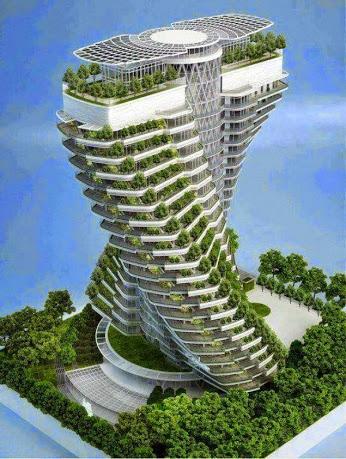 大廈建築設計