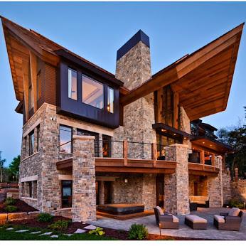 非常完美的建築設計