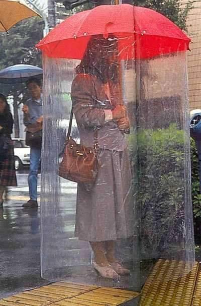 rain 创意雨伞