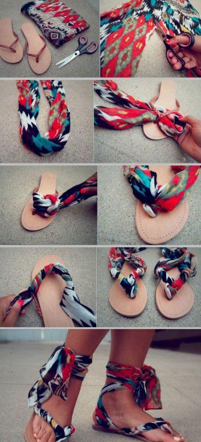 凉鞋创意设计