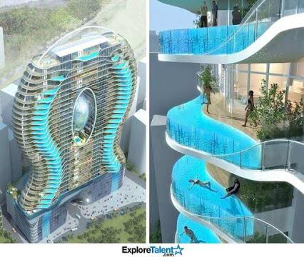 住宅阳台设计