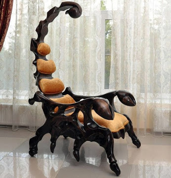 Scorpion Chair .蝎子椅子