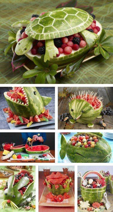 水果动物世界