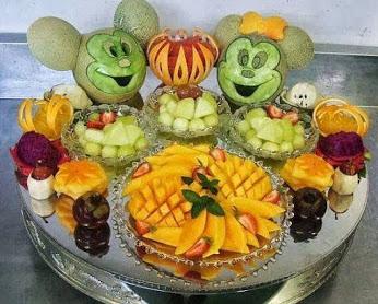 kity水果盘