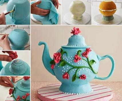 Cake art ... ! 蛋糕艺术