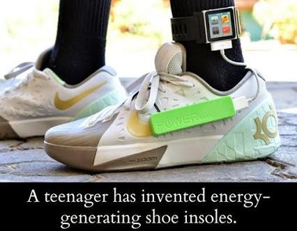Fun fact! 有趣的鞋子