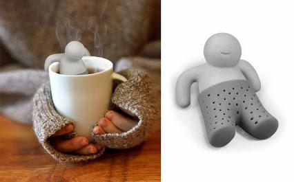 Mr tea Infuser. 茶包先生。
