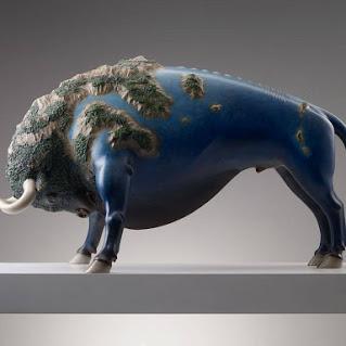 Rhinoceros? Think yourself 犀牛?自己想吧