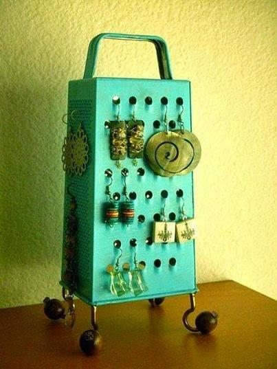 Amazing Idea !奇异的想法、耳环摆放盒