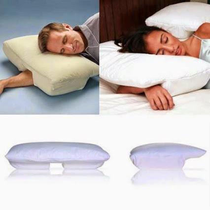 Better Sleep Pillow!更好的睡眠枕头!