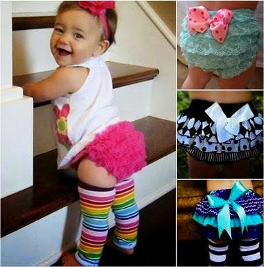 Diaper Cover! How cute ♥多么可爱的尿布罩!♥