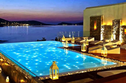 Hotel Senia, Náousa - Greece森尼亚酒店 -希腊