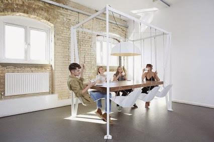Magnificent Table Design Ever.宏伟的桌子设计。