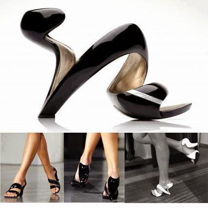 Mojito Shoes!创意鞋!