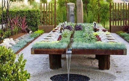 Stunning!惊人的艺术花园!