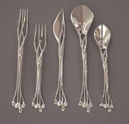 Unusual Cutlery.不寻常的餐具。