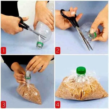 Useful .. !废物利用。