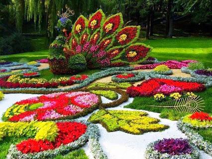 Awesome ♥惊人的花园艺术