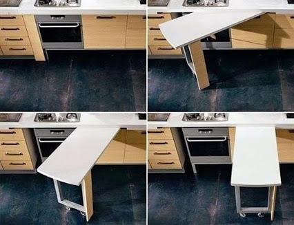 Idea for the Kitchen !创意厨房的想法!